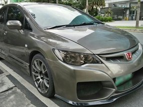 Honda Civic 2009 for sale in Quezon City