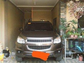 Chevrolet Trailblazer 2015 for sale in Las Pinas