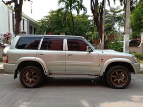 Used 2003 Nissan Patrol Automatic Diesel for sale