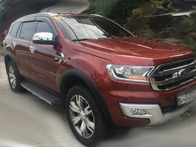 Used Ford Everest Titanium 2016 for sale in Makati