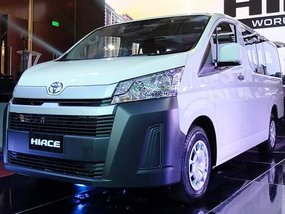 Brand New 2019 Toyota Hiace for sale in Mandaluyong