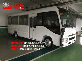Brand New 2020 Toyota Coaster for sale in Manila