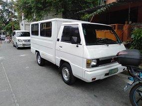 White 2002 Mitsubishi L300 Manual Diesel for sale