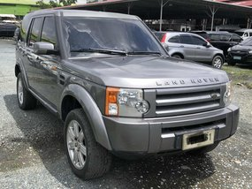 Sell Used 2007 Land Rover Discovery 3 TDV6 S at 24000 km in Pasig