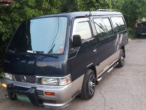 2nd Hand Nissan Escapade 2012 Van for sale in Batangas City