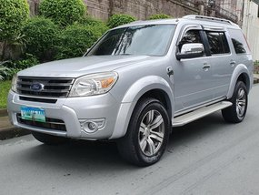 Used 2012 Ford Everest Limited Ice Package Maticfor sale in Quezon City