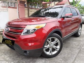 2014 FORD EXPLORER 2.0 ECOBOOST Automatic