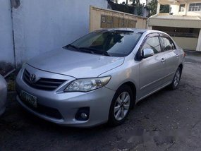 Used Toyota Corolla altis 2013 Automatic Gasoline for sale in Paisig