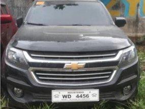 2017 Chevrolet Colorado for sale in Quezon City