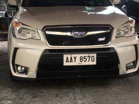 2014 Subaru Forester for sale in Manila