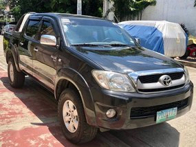 2011 Toyota Hilux for sale in Quezon City