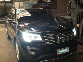 2017 Ford Explorer for sale in Quezon City