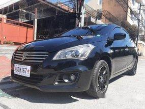 Selling Black Suzuki Ciaz 2018 at 17000 km