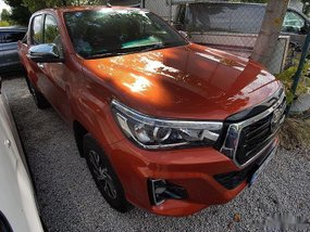 Used Toyota Hilux 2017 Truck for sale in Manila