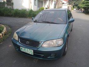Selling Blue Honda City 2000 Sedan in Caloocan