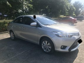 Silver 2018 Toyota Vios at 8000 km for sale in Bacoor