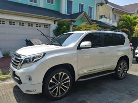 Used Toyota Land Cruiser Prado 2016 Automatic Gasoline for sale
