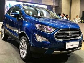 Selling Blue Ford Ecosport 2019 in Marikina