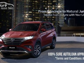 Selling Brand New Toyota Rush 2019 in Navotas