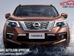 Brand New Nissan Terra 2019 for sale in Parañaque