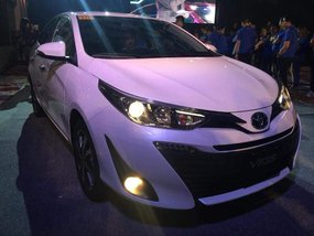 Selling Toyota Vios 2019 Sedan in Pasay