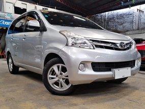 Silver 2015 Toyota Avanza at 40000 km for sale