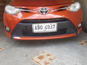 Sell Used 2015 Toyota Vios Sedan at 40000 km
