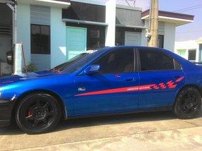 Blue Honda Accord 1995 Sedan Automatic for sale