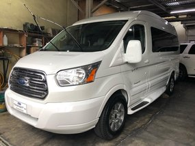 2017 Ford Transit 7-Seater for sale in Quezon City