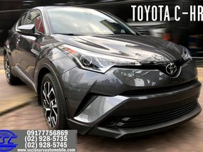 Brand New 2019 Toyota C-HR (Dark Grey) for sale in Quezon City