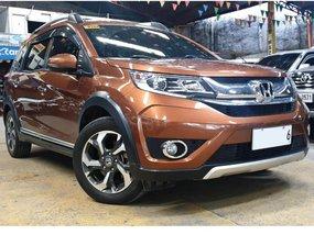 Sell 2017 Honda BR-V 1.5L V Navi CVT VTEC Automatic 7-Seater in Quezon City