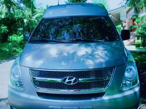 Selling Used Hyundai Starex 2011 Van at 54000 km in Davao City