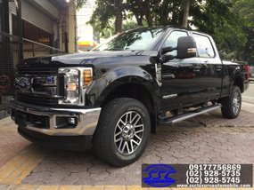 Brand New 2019 Ford F-250 Super Duty Automatic Diesel