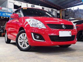 2018 Suzuki Swift 1.2 GL Automatic Casa Maintained for sale in Quezon City