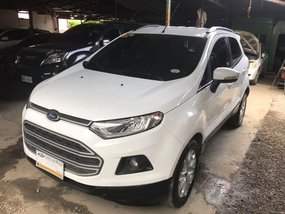 2017 Lady Driven Ford Ecosport Trend Automatic for sale in Lapu Lapu