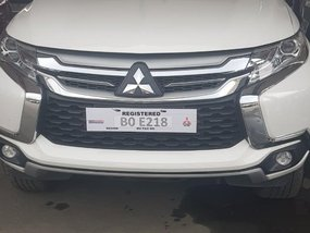 2017 Mitsubishi Montero for sale in Marikina
