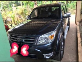 2012 Ford Everest for sale in Davao City