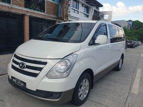 Hyundai Starex 2017 for sale in Quezon City