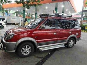 Red Mitsubishi Adventure 2012 at 69864 km for sale