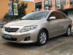 Toyota Corolla Altis 2010 for sale in Antipolo