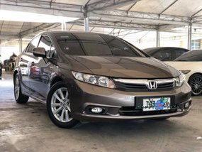 2012 Honda Civic for sale in Manila