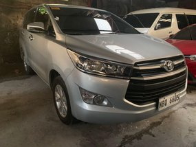 Silver Toyota Innova 2019 for sale in Quezon City