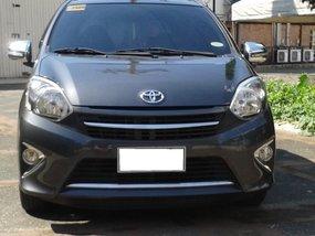 Toyota Wigo 2017 for sale in Quezon City
