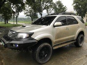 2013 Toyota Fortuner 3.0V 4x4 for sale in Marikina