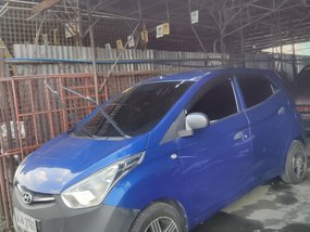 2014 Hyundai Eon Manual for sale in Quezon City