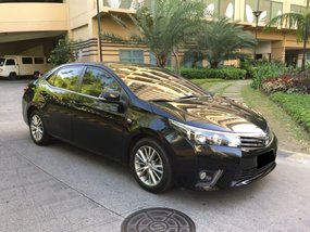 2016 Toyota Corolla Altis 16 G Automatic AT for sale in Makati