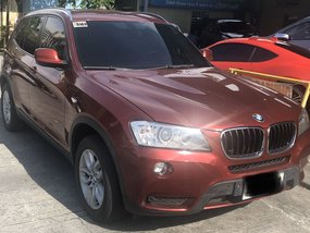 Used BMW X3 2014 for sale in Pasig