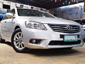 2011 Toyota Camry 2.4 G Automatic Well-Maintained LEATHER! for sale in Quezon City