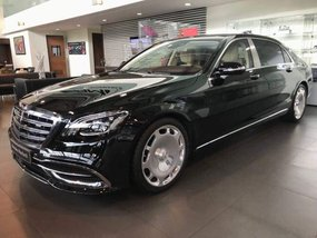 Used 2018 Mercedes Benz S560 Maybach for sale in Quezon City
