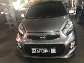 Used Kia Picanto 2016 for sale in Lapu-Lapu